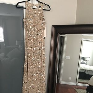 NEW with tags! Adrianna Papell Gown